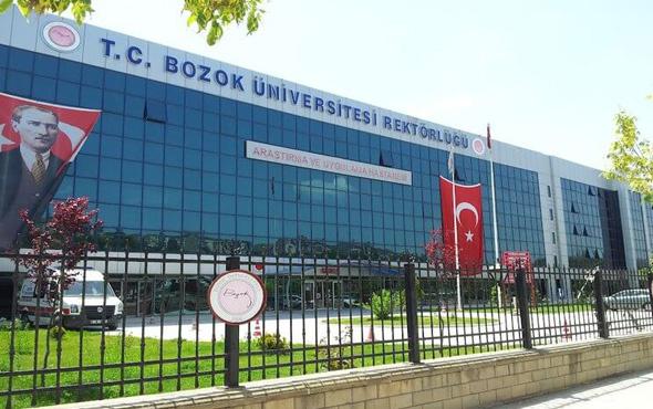 Bozok Üniversitesi Akademik Personel Alacak