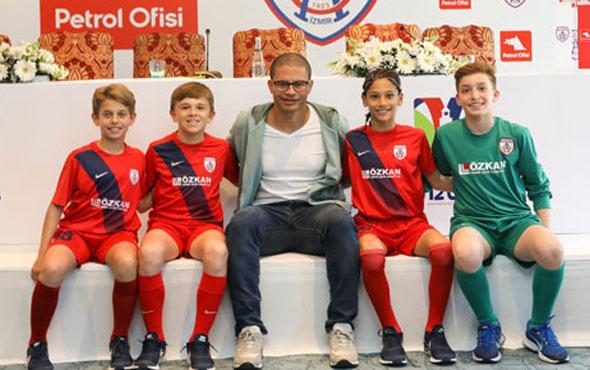 Alex'li U12 İzmir Cup başlıyor
