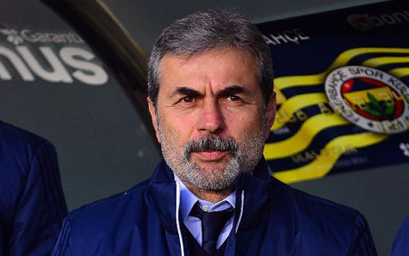 Fenerbahçe Aykut Kocaman'ın doğum gününü kutladı