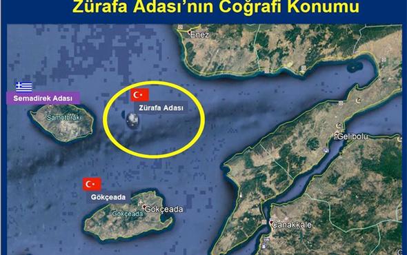 Yunanistan'dan bir adamıza daha işgal planı