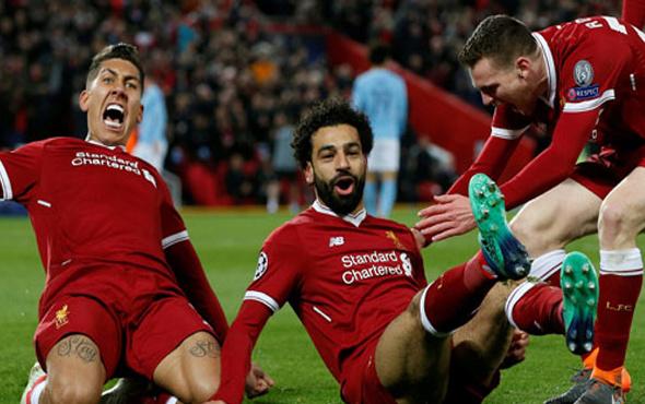 Muhammed Salah haftanın futbolcusu seçildi
