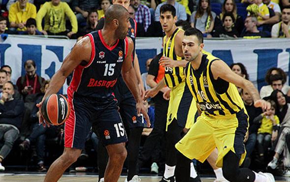 Fenerbahçe-Baskonia maçlarının takvimi açıklandı