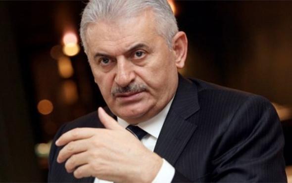 Başbakan Binali Yıldırım Ankara'da