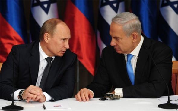 Rusya'dan İsrail'e sert tepki! 'Kabul edilemez'