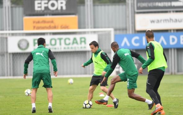 Bursaspor'da Trabzonspor maçı hazırlıkları
