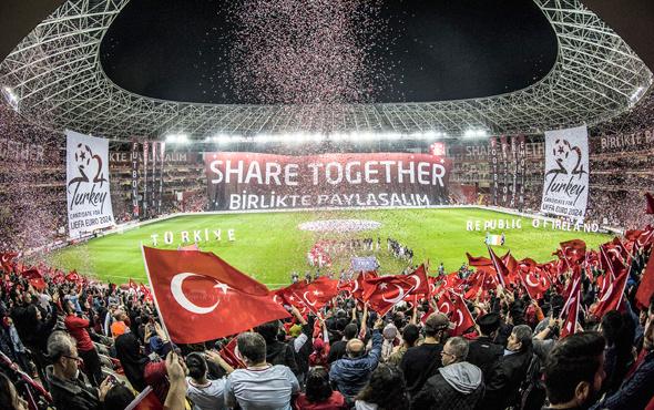 TFF'den 2024 Avrupa Futbol Şampiyonası adaylık broşürü