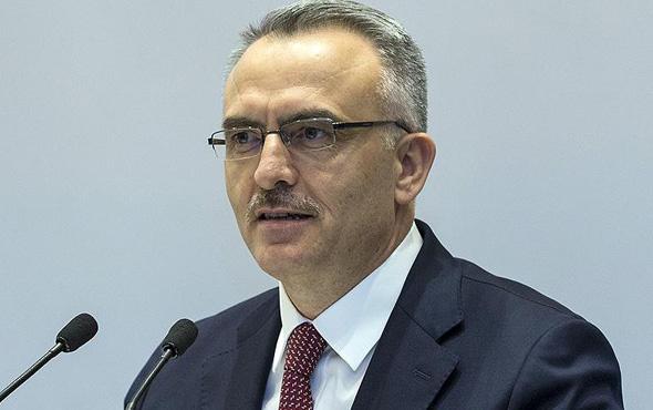 Maliye Bakanı Naci Ağbal'dan bütçe açıklaması