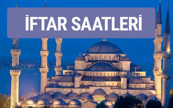 İmsakiye 16 Mayıs 2018 iftar saatleri sahur imsak vakti listesi