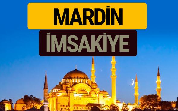 Mardin İmsakiye 2018 iftar sahur imsak vakti ezan saati