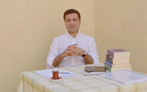 Demirtaş adaylara seslendi: Haklarını helal etsinler