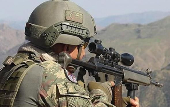 Siirt Baykan'da 3 terörist etkisiz hale getirildi