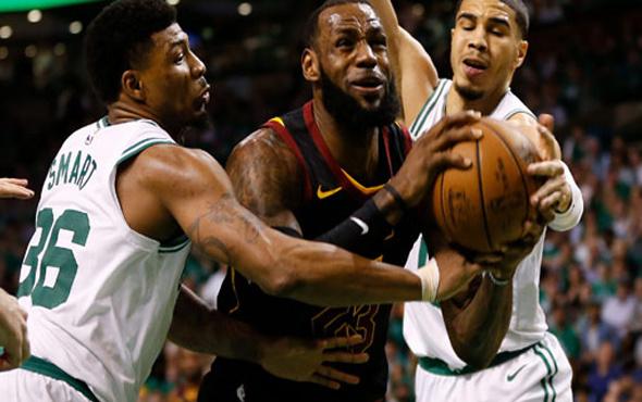 Celtics finalden bir adım uzakta