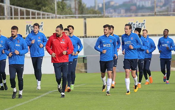 Trabzonspor Milan'la hazırlık maçı yapacak