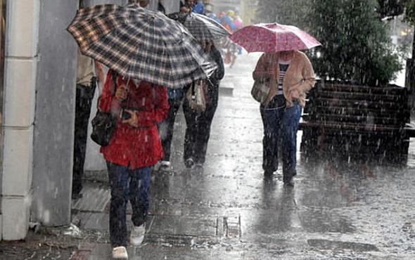 Meteoroloji uyardı: Ankaralılar dikkat