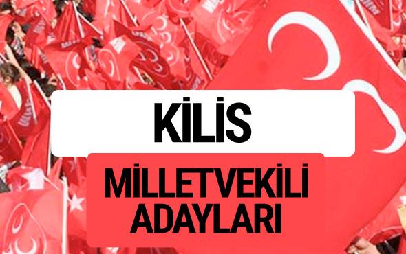 MHP Kilis milletvekili adayları 2018 YSK kesin listesi