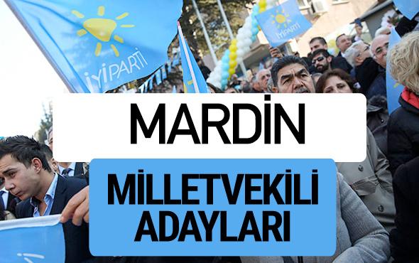 Mardin İyi Parti milletvekili adayları YSK kesin isim listesi