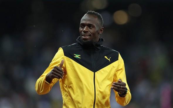 Bolt yeniden sahalara döndü