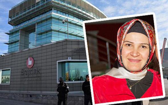 Şükrü Boydak'ın kızına hapis cezası