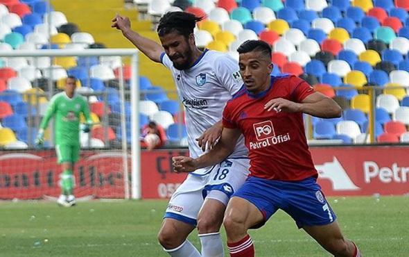Play-off'a son bilet BŞB Erzurumspor'un
