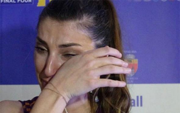 Neslihan Demir Güler kariyerini gözyaşlarıyla noktaladı