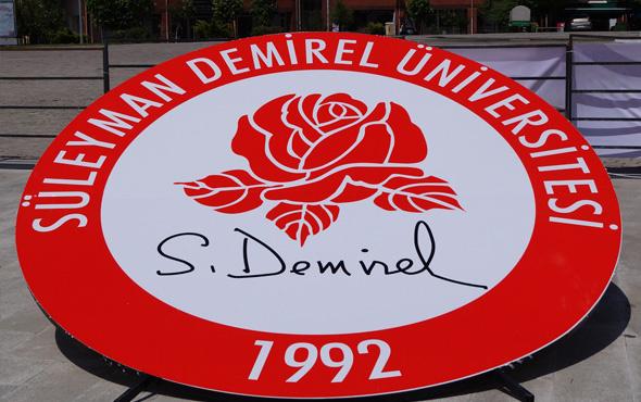 Süleyman Demirel Üniversitesi sözleşmeli personel alacak