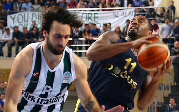 Fenerbahçe Doğuş deplasmanda kazandı