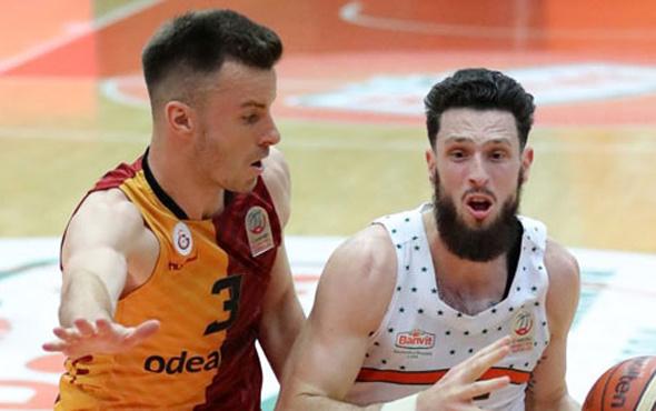 Galatasaray Banvit'i devirdi