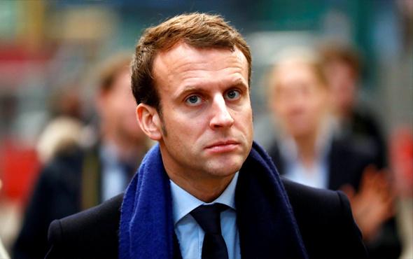 Macron'dan Ruhani'ye 'nükleer anlaşma' telefonu!