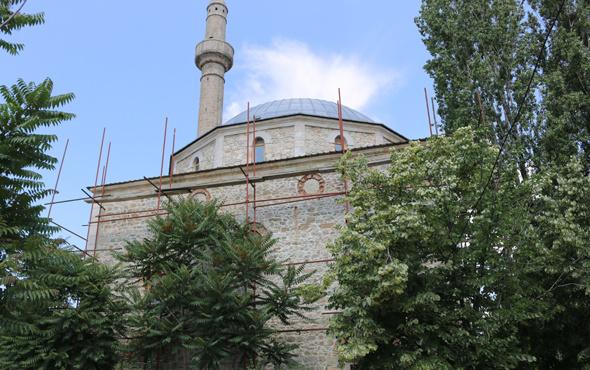 TİKA Kosova'da iki cami restore edecek