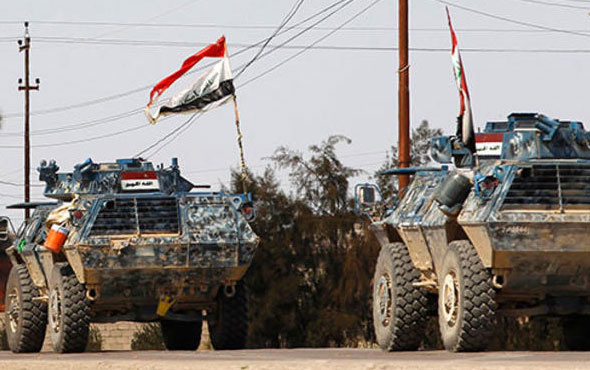 Irak'ta sürpriz Haşdi Şabi hamlesi