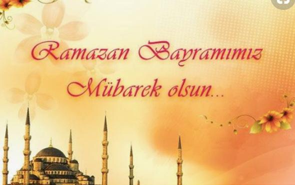Bayram mesajları resimli 2018 güncel Ramazan bayramı kutlama sözleri