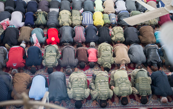 Arefe günü 2018  2 rekatlık mahsus namazı kılınışı detaylı anlatımı