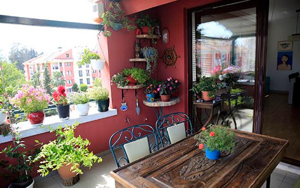 Antalya'nın en güzel bahçe ve balkonları belli oldu