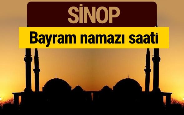 Sinop bayram namazı vakti kaçta 2018 diyanet saatleri