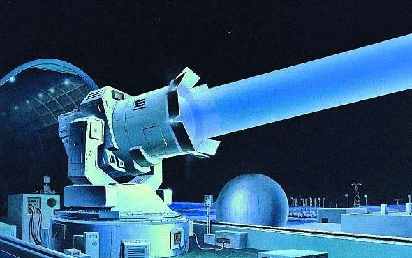 İngilizlerden bomba iddia! Rusya 'lazer topu' geliştiriyor