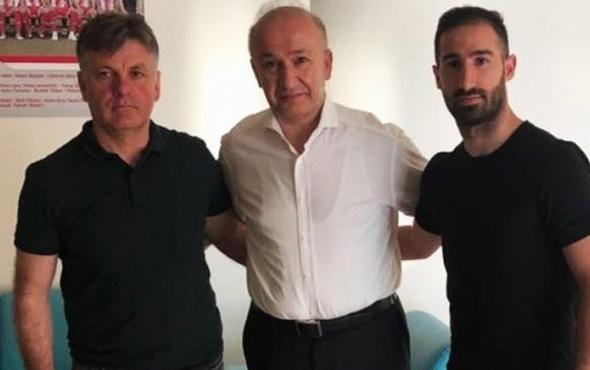 Umut Gündoğan Boluspor'da