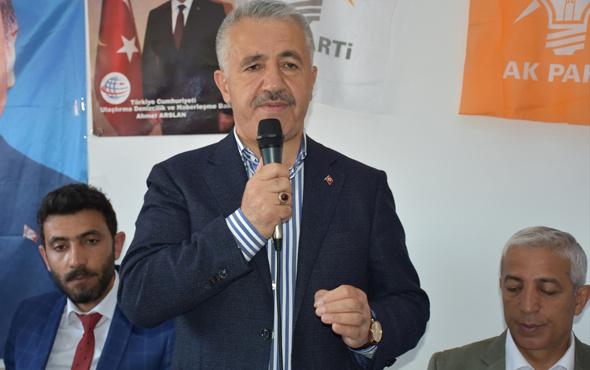 Ahmet Arslan'dan İnce'ye köprü ücreti tepkisi