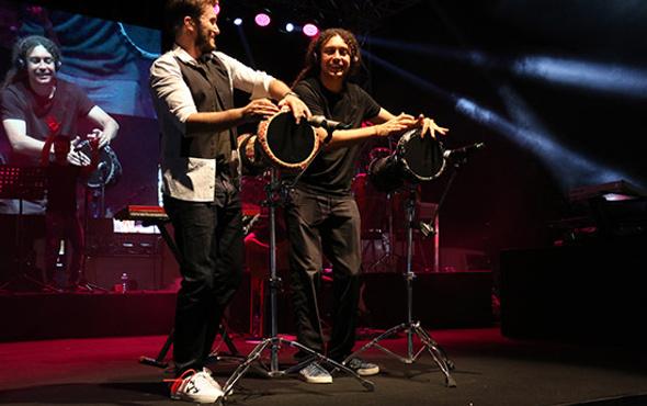 Kemer Mustafa Ceceli ile bayram etti
