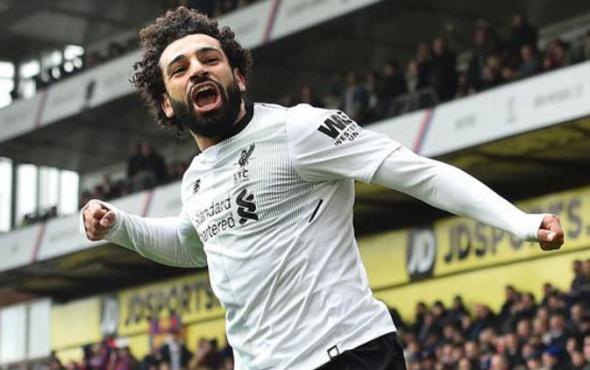 Muhammed Salah Dünya Kupası'ndaki ilk maçında tarihe geçti