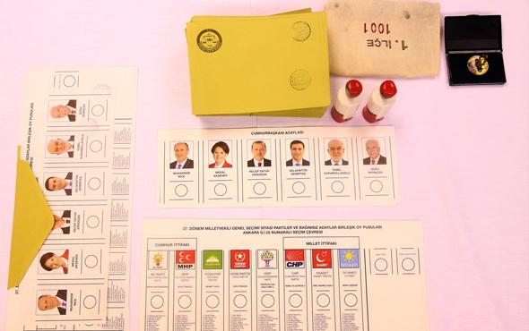 Partilerin anlık seçim sonuçları il il canlı izleme linki