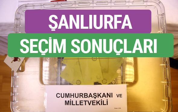 HDP Şanlıurfa Milletvekilleri listesi 2018 Şanlıurfa Sonucu