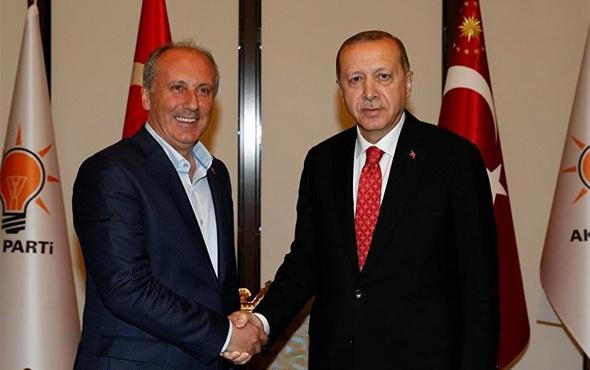 ince ve Karamollaoğlu'ndan Erdoğan'a tebrik