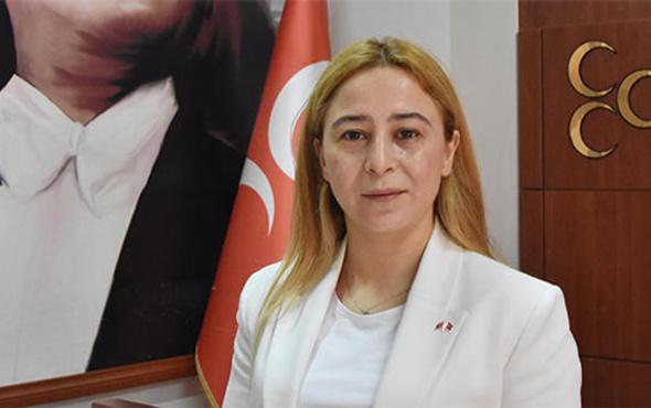 MHP'nin Konya'daki ilk kadın vekili: İnşallah idam gelir