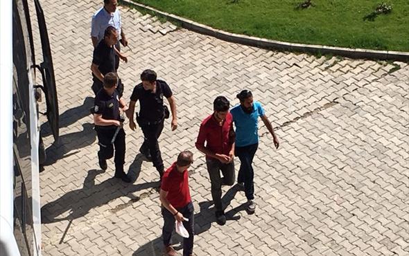 Ağrı'da seçim sonrası olay çıkaran HDP'lilere gözaltı