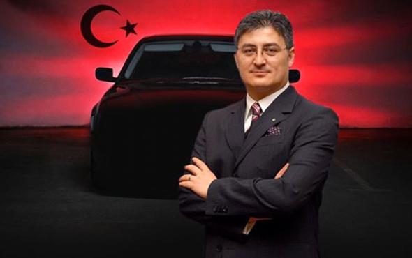 Adını Erdoğan açıklamıştı CEO'yu bakın ne etkiledi
