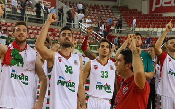 Pınar Karşıyaka'ya EuroCup daveti