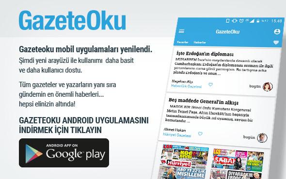 Gazeteoku iOS ve android uygulamasını indirdiniz mi?
