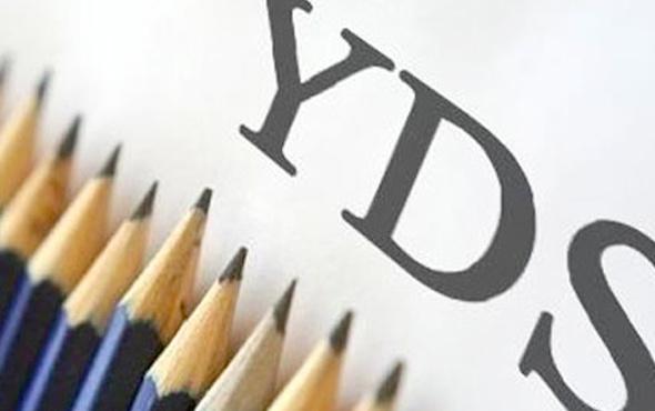 e-YDS Arapça sınav giriş belgesi alma ÖSYM 2018/6