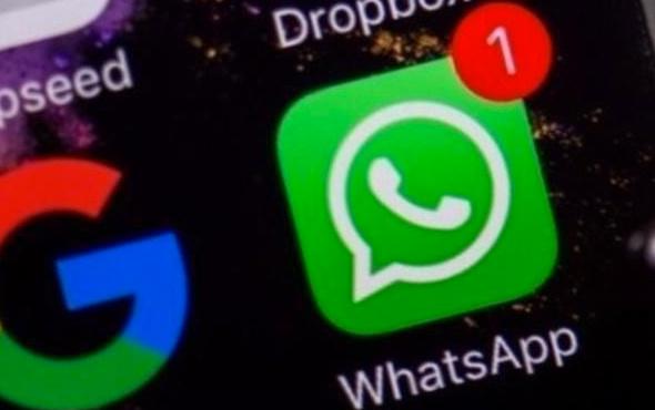 Dev firma WhatsApp'ı yasakladı