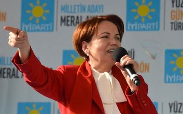 Akşener: Abdullah Gül'ü kabul etseydim milletvekili adayıydım